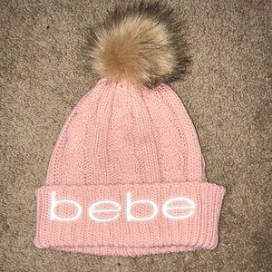 Pink Bebe hat